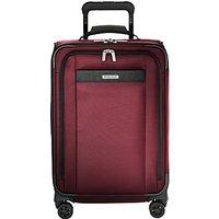Briggs & Riley Transcend 4-Wheel 56cm Expandable Cabin Suitcase