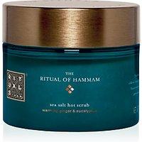 Rituals The Ritual of Hammam Sea Salt Hot Scrub, 450g