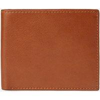 John Lewis Paisley Bifold Leather Wallet