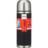 Tefal Senator Vacuum Flask, 360ml, Black