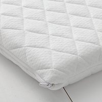 John Lewis Premium Foam Crib Mattress, 89 x 38cm