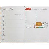 Caroline Gardner A5 Table 2018 Diary