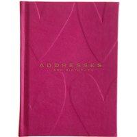 Caroline Gardner Hearts Address And Birthdays Book