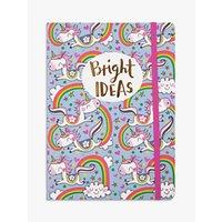 Rachel Ellen Unicorn A5 Notebook