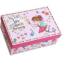 Rachel Ellen Princess Sparkly Treasures Box