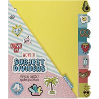 NPW Vibe Squad Subject Dividers