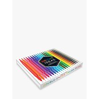 Chronicle Books Fantastic Double Ended Colouring Pens, Pack of 10