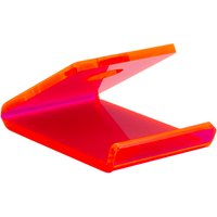 Lund London Acrylic Phone Stand, Pink