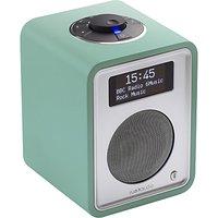 Ruark R1 MK3 DAB Bluetooth Digital Radio, Limited Edition Sea Green