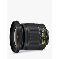 Nikon AF-P DX NIKKOR 10-20mm f/4.5-5.6 G VR Ultra-Wide Zoom Lens