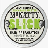 Mr Nattys Slick Pomade Hair Preparation