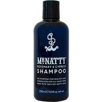 Mr Natty Rosemary and Cypress Shampoo