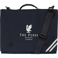 Perse School Document Case, Blue