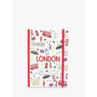 Milly Green London Icons A5 Notebook