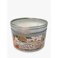 Cole & Co Limeflower & Bergamot Candle Tin, 250g