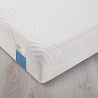 Tempur Cloud Supreme 21 Memory Foam Mattress, Soft, Super King Size