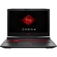 HP OMEN 17-an012na Laptop, Intel Core i5, 8GB RAM, 1TB, NVIDIA GeForce GTX 1050, 17.3, Shadow Black