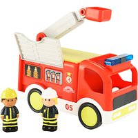 Early Learning Centre HappyLand Fire Engine Play Set