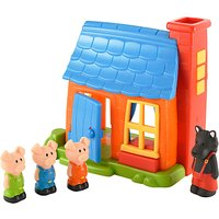 Early Learning Centre HappyLand Three Little Pigs Play Set