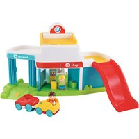 Early Learning Centre HappyLand Super Sounds Garage Set