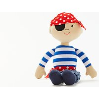 John Lewis Pirate Rag Doll