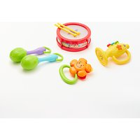 John Lewis & Partners Children's First Band Set and Drum