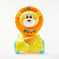 WinFun 3-in-1 Grow-with-Me Lion Scooter