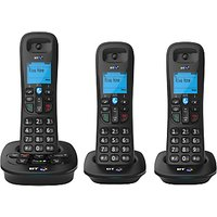 BT 3940 Digital Cordless Phone with Answering Machine, Trio DECT