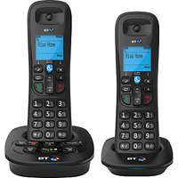 BT 3940 Digital Cordless Phone with Answering Machine, Twin DECT