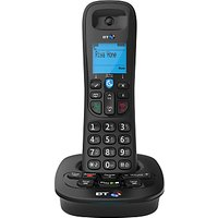 BT 3940 Digital Cordless Phone with Answering Machine, Single DECT