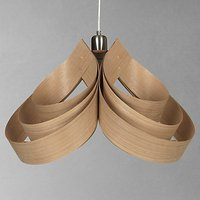 Tom Raffield Cape Pendant Ceiling Light, 60cm