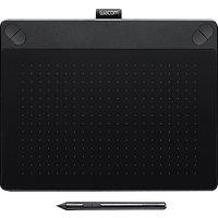 Wacom Intuos 3D Pen Tablet, Small, Black