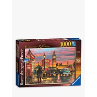 Ravensburger Westminster Reflections Jigsaw Puzzle, 1000 pieces