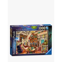 Ravensburger Fantasy Bookshop Jigsaw Puzzle, 1000 pieces