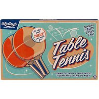 Ridleys Table Tennis Set