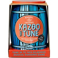 Ridley's Barrel Of Laughs Kazoo That Tune Musical Guessing Game