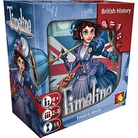 Timeline British History Game