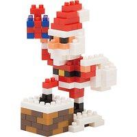 Nanoblock Santa and Chimney