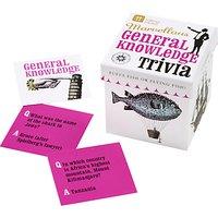 Talking Tables General Knowledge Mini Cube Quiz