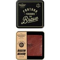 Gentlemens Hardware Bi Fold Leather Wallet