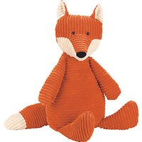 Jellycat Cordy Roy Fox Baby Soft Toy, Huge, Orange