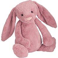 Jellycat Bashful Bunny Soft Toy, Really Big, Pink