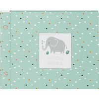 John Lewis Elephant Baby Shower Guest Book