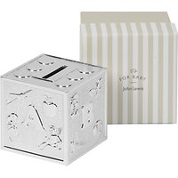 John Lewis Abc Cube Money Box