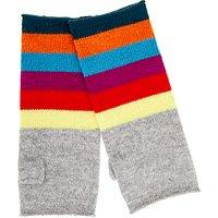 Wyse London Rainbow Stripe Gloves