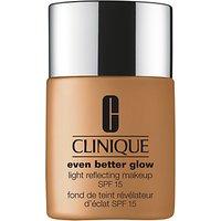 Clinique Even Bettertm Glow Light Reflecting Makeup SPF 15