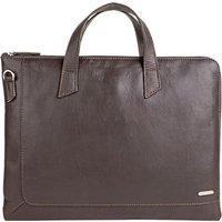 Hidesign Eastwood 01 Briefcase, Brown