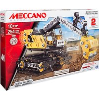 Meccano Excavator 2 in 1 Model Set
