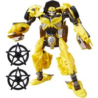 Transformers: The Last Knight Premier Edition Autobot Bumblebee Action Figure
