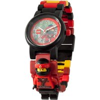 Lego Ninjago 8021117 Kai Minifigure Link Watch